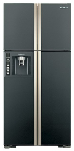 Characteristics, Photo Fridge Hitachi R-W662FPU3XGGR