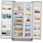 Daewoo FRS-20 BDW Fridge refrigerator with freezer drip system, 585.00L