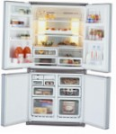 Sharp SJ-F75PESL Fridge refrigerator with freezer no frost, 605.00L