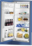 Whirlpool ARG 969 Fridge refrigerator without a freezer drip system, 219.00L