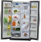 Whirlpool WSF 5511 A+NX Fridge refrigerator with freezer no frost, 542.00L