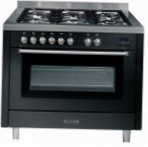 Fratelli Onofri YP 106.60 FEMW TC Bk Kitchen Stove type of oven electric type of hob gas
