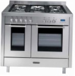 Fratelli Onofri YP 108.50 FEMW TC Bk Kitchen Stove type of oven electric type of hob gas