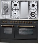 ILVE PSN-120FR-MP Matt Kitchen Stove type of oven electric type of hob gas