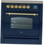ILVE PN-70-MP Blue Kitchen Stove type of oven electric type of hob gas