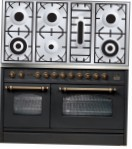 ILVE PSN-1207-MP Matt Kitchen Stove type of oven electric type of hob gas