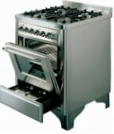 ILVE M-70-MP Stainless-Steel Kitchen Stove type of oven electric type of hob gas