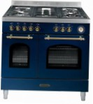 Fratelli Onofri YRU 192.50 FEMW PE TC Red Kitchen Stove type of oven electric type of hob gas