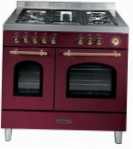 Fratelli Onofri YRU 192.50 FEMW TC Red Kitchen Stove type of oven electric type of hob gas