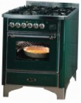 ILVE M-70-VG Green Kitchen Stove type of oven gas type of hob gas