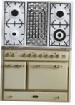 ILVE MCD-100BD-MP Antique white Kitchen Stove type of oven electric type of hob gas