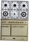ILVE MCD-1006D-MP Antique white Kitchen Stove type of oven electric type of hob gas