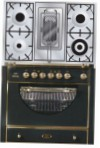 ILVE MCA-90RD-MP Matt Kitchen Stove type of oven electric type of hob gas