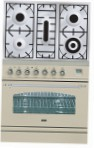 ILVE PN-80-VG Antique white Kitchen Stove type of oven gas type of hob gas