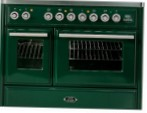 ILVE MTD-1006-MP Green Kitchen Stove type of oven electric type of hob gas