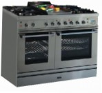 ILVE PD-100BL-MP Stainless-Steel Kitchen Stove type of oven electric type of hob combined