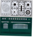 ILVE PN-120S-VG Green Kitchen Stove type of oven gas type of hob gas