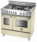 BERTAZZONI W90 5 MFE CR Kitchen Stove type of oven electric type of hob gas