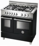 BERTAZZONI W90 5 MFE NE Kitchen Stove type of oven electric type of hob gas