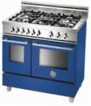BERTAZZONI W90 5 MFE BL Kitchen Stove type of oven electric type of hob gas
