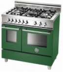 BERTAZZONI W90 5 MFE VE Kitchen Stove type of oven electric type of hob gas
