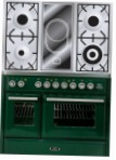 ILVE MTD-100VD-E3 Green Kitchen Stove type of oven electric type of hob combined