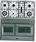 ILVE MTS-1207D-E3 Stainless-Steel Kitchen Stove type of oven electric type of hob gas