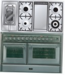ILVE MTS-120FRD-E3 Stainless-Steel Kitchen Stove type of oven electric type of hob gas