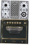 ILVE MCA-90BD-E3 Matt Kitchen Stove type of oven electric type of hob gas