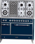 ILVE MC-120BD-E3 Blue Kitchen Stove type of oven electric type of hob gas