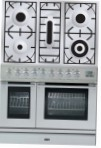 ILVE PDL-90-VG Stainless-Steel Kitchen Stove type of oven gas type of hob gas
