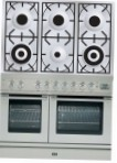 ILVE PDL-1006-VG Stainless-Steel Kitchen Stove type of oven gas type of hob gas