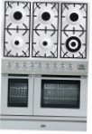 ILVE PDL-906-VG Stainless-Steel Kitchen Stove type of oven gas type of hob gas