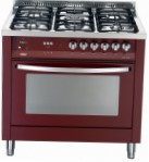 LOFRA PRG96GVT/C Kitchen Stove type of oven gas type of hob gas