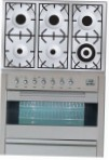 ILVE PF-906-VG Stainless-Steel Kitchen Stove type of oven gas type of hob gas