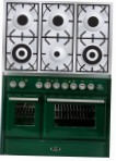ILVE MTD-1006D-VG Green Kitchen Stove type of oven gas type of hob gas