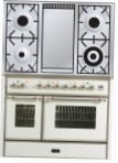 ILVE MD-100FD-VG White Kitchen Stove type of oven gas type of hob gas