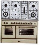 ILVE MS-1207D-VG Antique white Kitchen Stove type of oven gas type of hob gas