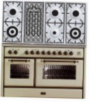 ILVE MS-120BD-VG Antique white Kitchen Stove type of oven gas type of hob gas