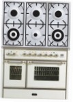 ILVE MD-1006D-VG Antique white Kitchen Stove type of oven gas type of hob gas