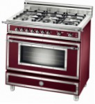 BERTAZZONI H36 6 GEV VI Kitchen Stove type of oven gas type of hob gas