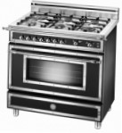 BERTAZZONI H36 6 GEV NE Kitchen Stove type of oven gas type of hob gas