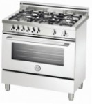 BERTAZZONI X90 5 GEV BI Kitchen Stove type of oven gas type of hob gas