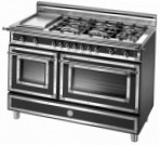 BERTAZZONI H48 6G MFE NE Kitchen Stove type of oven electric type of hob combined