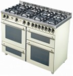 LOFRA PBP126SMFE+MF/2Ci Kitchen Stove type of oven electric type of hob gas