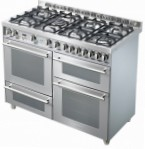 LOFRA P126SMFE+MF/2Ci Kitchen Stove type of oven electric type of hob gas