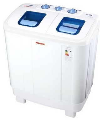 Characteristics, Photo Washing Machine AVEX XPB 45-35 AW