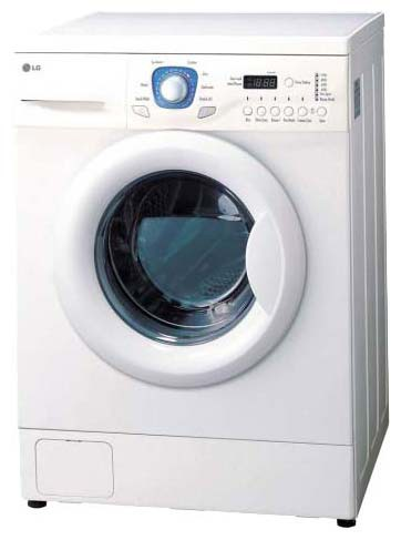 Characteristics, Photo Washing Machine LG WD-80150S