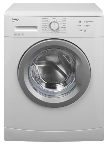 Characteristics, Photo Washing Machine BEKO RKB 68801 YA