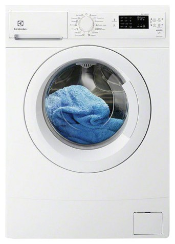 Characteristics, Photo Washing Machine Electrolux EWS 1052 NDU